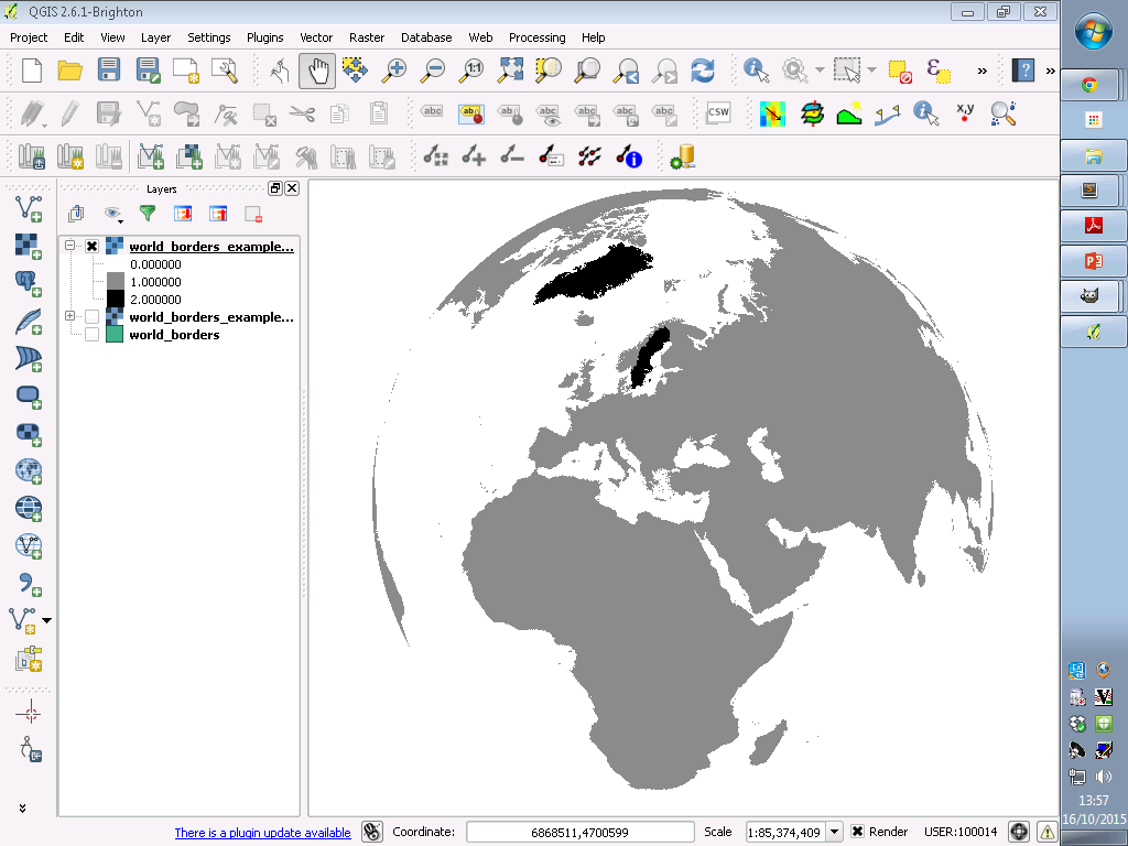 3D views of the Globe – Geo-code – My scratchpad for geo-related
